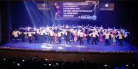 Büyükçekmeceli dansçılar nefesleri kesti