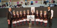 Büyükçekmecenin minik folklorcuları İstanbul şampiyonu oldu