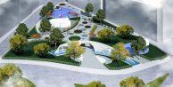 Büyükçekmecenin modern parklarına bir yenisi ekleniyor