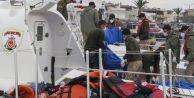 Çanakkale#039;de yine sığınmacı dramı: 33 ölü