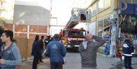 Silivri#039;de Yangın