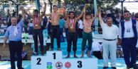 Çatalca Belediyesi Güreş takımı başarıya doymuyor