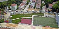 Çatalca Belediyesi ilçeye yeni yeşil alanlar kazandırmaya devam ediyor