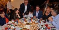 Çatalca Belediyesi ilk iftar yemeğini verdi