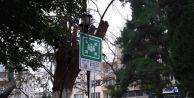 Çatalca#039;da 48 Noktaya Afet ve Acil Durumlar Toplanma Alanı Tabelası Asıldı