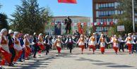 """Çatalca#039;da Uluslararası 23 Nisan Çocuk Festivali"""" başladı."""