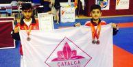Çatalca#039;nın Milli Sporcusu Balkan Şampiyonu Oldu