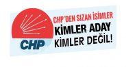 CHP 27.Dönem Milletvekili Adayları kimler...