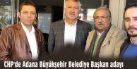 CHP'de Adana Büyükşehir Belediye Başkan adayı Zeydan Karalar oldu...