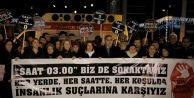 CHP'den saat 03.00'te tecavüz protestosu
