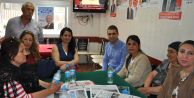 CHP Esenyurt, Tunceliye desteğe gitti