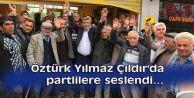 CHP Genel Başkan Yardımcısı Öztürk Yılmaz sahaya indi