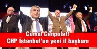 CHP İstanbul'un yeni il başkanı Cemal Canpolat!