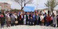 CHP#039;li Akif Hamzaçeb Roman yurttaşlarla bir araya geldi