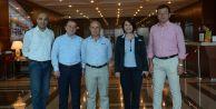 CHP#039;li başkanlar kahvaltıda buluştu