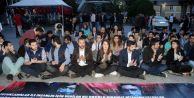 CHP#039;li gençlerden Gülmen ve Özakça#039;ya destek