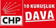 CHP, Melih Gökçeke tazminat davası açtı