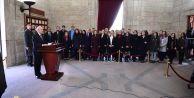 CHP#039;#039;nin yeni Parti Meclisi çalışmaya başladı