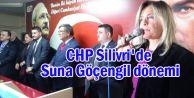 CHP Silivri'de Suna Göçengil dönemi