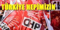 CHP slogan değiştirdi