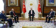 CHPli vekiller Sarayın davetine ret cevabı verdi