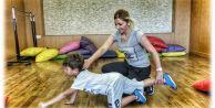 Çocuklar Yogayla Rahatlıyor