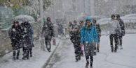 Çok kuvvetli kar ve yağış uyarısı