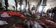 Cuma namazında camiye saldırı: En az 55 ölü
