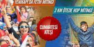 Cumartesi İstanbul trafiğine dikkat