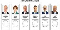 Cumhurbaşkanı adaylarının yer aldığı pusula yayınlandı!