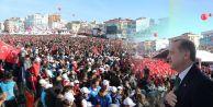 Cumhurbaşkanı Erdoğan Esenyurt#039;ta....