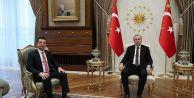 Cumhurbaşkanı Erdoğan  ve İBB Başkanı İmamoğlu bir araya geliyor...