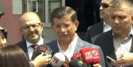 Davutoğlu: Saldırıya ilişkin 1 kişi gözaltında