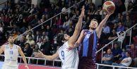 Demir İnşaat Büyükçekmece - Trabzonspor: 81-76