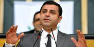 """Demirtaş bombaladı: """"HDP'yi durdurma porpagandası yürüttüler"""""""