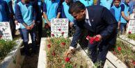 Depreminin 8. yıl dönümünde Erciş#039;te anma töreni