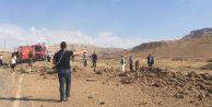 Derik#039;te Patlama: 1 Şehit, 9 Yaralı