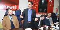 Develi milletvekilliği aday adaylığını açıkladı
