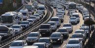 Dikkat! Trafik bunamaya yol açıyor