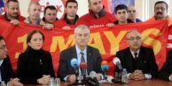 DİSK: 1 Mayıs#039;ta Taksim#039;deyiz