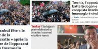 Dünya basını: Erdoğan siyasi kariyerinin en büyük yenilgisiyle karşı karşıya
