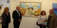 """""""Dünyada Barış ve Sevgi""""  temalı resim yarışması ödül töreni gerçekleşti"""