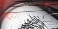 Ege Denizi#039;nde 5 büyüklüğünde deprem