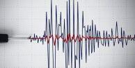 Ege Denizinde 3,6 büyüklüğünde deprem