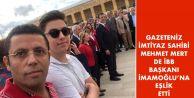 Ekrem İmamoğlu ikinci kez Anıtkabir#039;de
