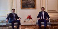 Ekrem İmamoğlu#039;na Çin Başkonsolosu#039;ndan ziyaret