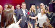 Ekrem İmamoğlu, Şener Şen'i izledi