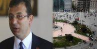 Ekrem İmamoğlu, Taksim Meydanı için tarih verdi!