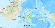 Endonezya#039;da 6.8 büyüklüğünde deprem! Tsunami uyarısı verildi...