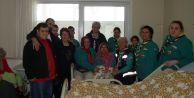 Engelli İzci Kulübünden örnek davranış